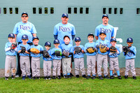 Rays T-Ball (Spring 2015)