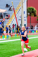 LBHS Track-Pole Vault Girls 02-22-2014 (12)