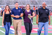 LBHS-Senior Night-trainers 10-23-2015