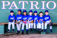 Cubs T-Ball (Fall 2015)