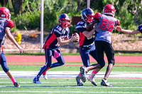 Smith-LB POP Warner football-Junior midgets 10-09-2016-41