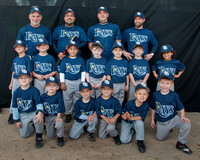 Rays-A-Ball Spring 2012