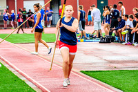 LBHS Track-Pole Vault Girls 02-22-2014 (4)