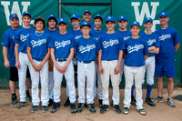 Dodgers-Dixie Boys Spring 2012