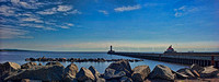 Duluth Lighthouse pano #1