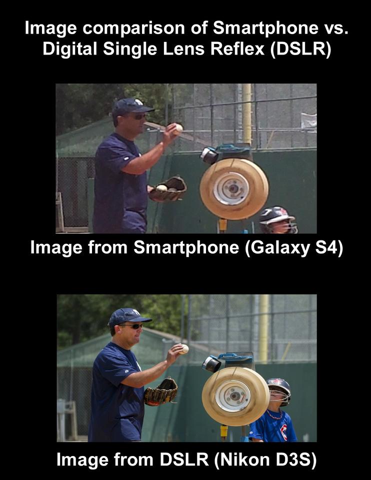 Smartphone vs. DSLR comparison #2
