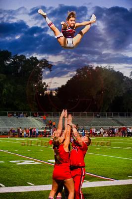 LBHS-Cheer-Varsity 10-11-2013