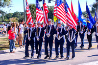 Homecoming Parade, Rally & Events 2014