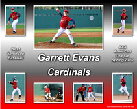 Garrett Evans collage