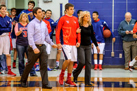 Senior Night 01-21-2014